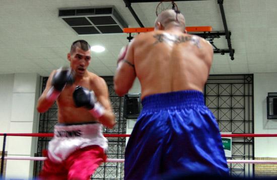 """Derek """"Chitown's Finest"""" Zugic stalks Cesar Martinez"""