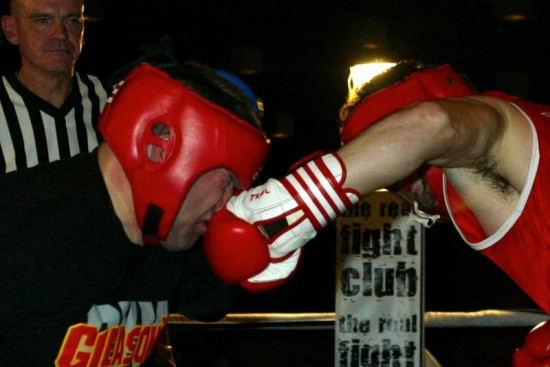 Masters amateur boxing