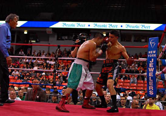 Herrera (R) counters Diaz