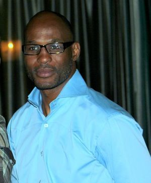 Bernard Hopkins at the Fight Night Club event (photo by Dewalt May - http://www.flickr.com/photos/51324433@N02/4718592022).