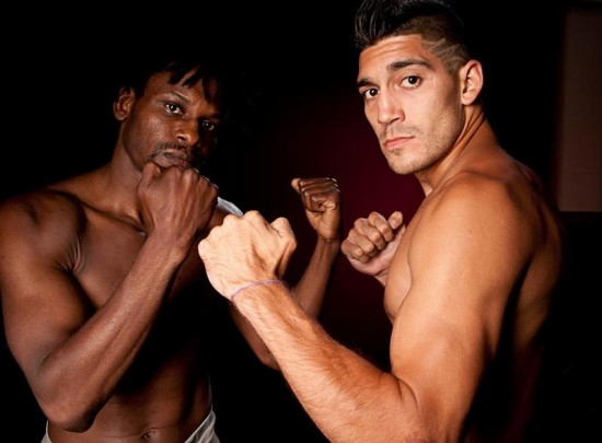 Mustafah Johnson (161 lbs.) vs Michael Jimenez (169 lbs.)