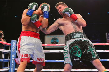 Photo by Edward Diller - DiBella Entertainment/Star Boxing
