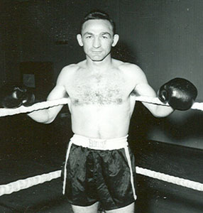 1990 Hall of Fame Inductee Carmen Basilio