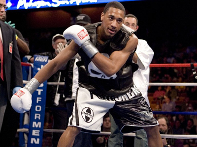 Demetrius Andrade (photo courtesy of www.starboxing.com)