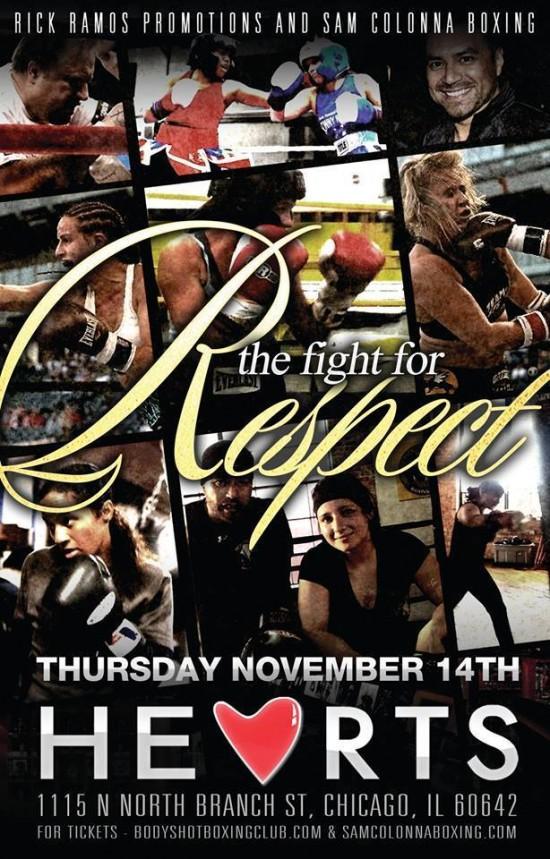 1Rick Boxing Show