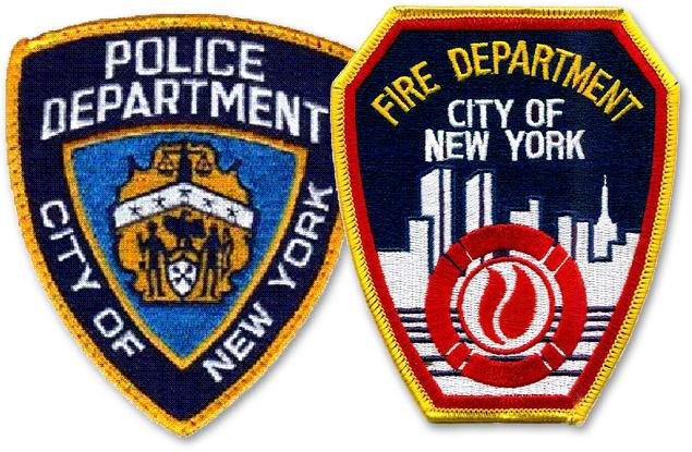 Gennady golovkin honors nypd fdny prior to nov 2nd - Garden city police department ny ...