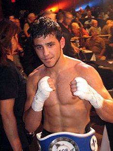 Tony Luis (photo courtesy of www.gcpboxing.com)