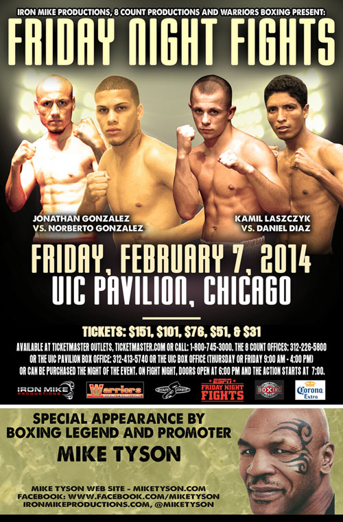 fightcard_february72014-1