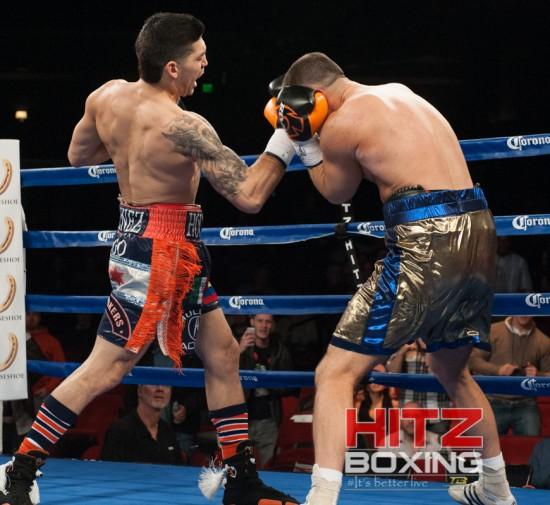 Campbell (gold) vs Jimenez (Black -orange-winner)-16