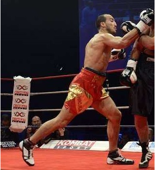 Nadjib Mohammedi -  Photo Courtesy of: Christel Boxing