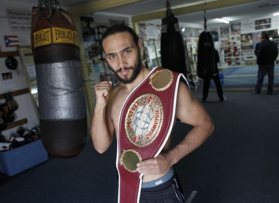 Keith Thurman (photo courtesy of www.tampabay.com)