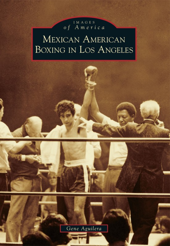 West Coast Boxing Cover