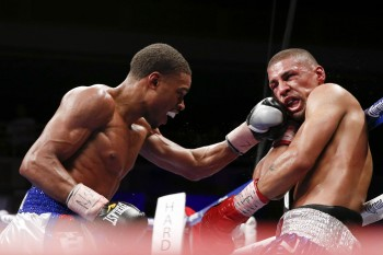 Errol Spence Jr vs Ronald Cruz