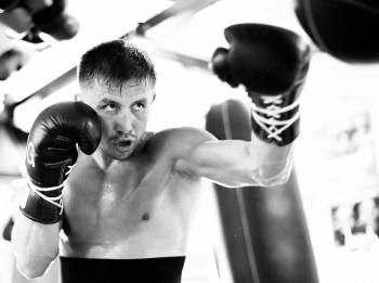 Gennady Golovkin (photo courtesy of Abel Sanchez - K2 Promotions)