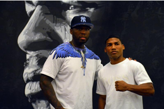 (L) 50 Cent & Gamboa