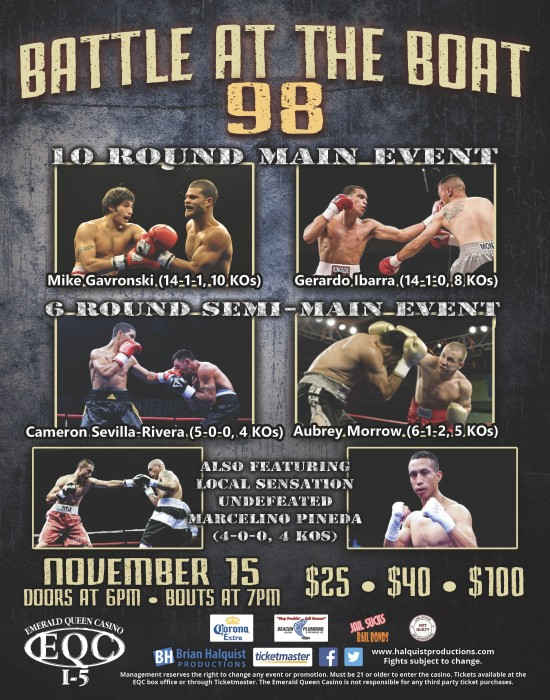 Battle 98 Poster-2
