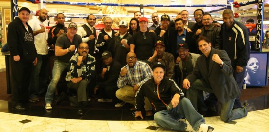 Stephen Lamontagne, former light heavyweight contender Rico Hoye, Jafar Mohammad, 1976 National AAU Flyweight champion Bret Summers, Darry Stubblefield, former WBA middleweight champion John David Jackson, two-time USA Olympian Robert Shannon, Rick Griffith, Tacoma Golden Gloves Champion Michael Keopuhiwa, 1992 U.S. Olympian Montell Griffin, Bruce Kawano, 1995 U.S. Under-19 Champion Brandon Mitchem, 1990 USA/ABF National Champion Emmett Linton, 1988 Eastern U.S. Olympic trials Champion John Scully, 1997 Muhammad Ali Cup Champion Jason Ingwaldson, Derrick Hudson, 1979 Chicago Golden Golden Gloves Champion Vince Hudson, 1997 USA/ABF National Champion Jorge Hawley, former WBO Heavyweight champion Lamon Brewster, Manny Nava, Richie Lamontagne and 1995 USA Pan-Am Games representative Ron Simms.