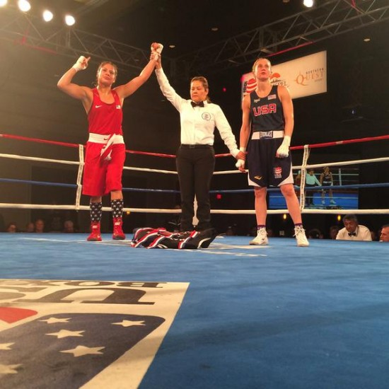Photo courtesy of USA Boxing.