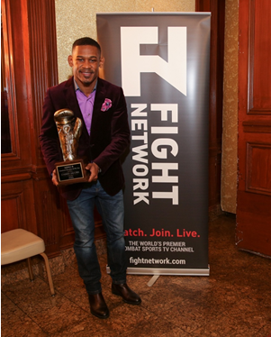 Daniel Jacobs - by Peter Frutkoff / Ring 8