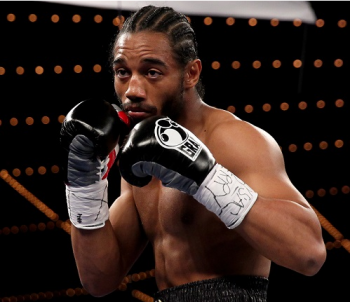 "Karl ""Dynamite"" Dargan - Photo Credits: Rich Graessle/ Main Events"