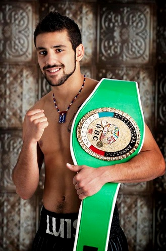 "Tony ""The Lightning"" Luis - Photo Courtesy of: Greg Cohen Promotions"