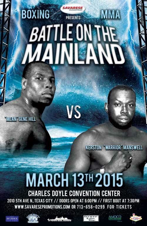 Battle of the Mainland