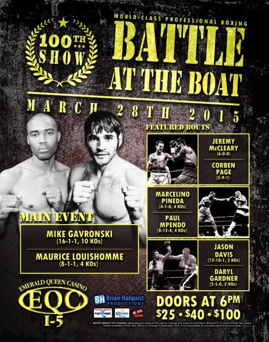 Battle - 100 Poster
