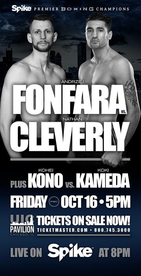 Fonfara-Cleverly Poster