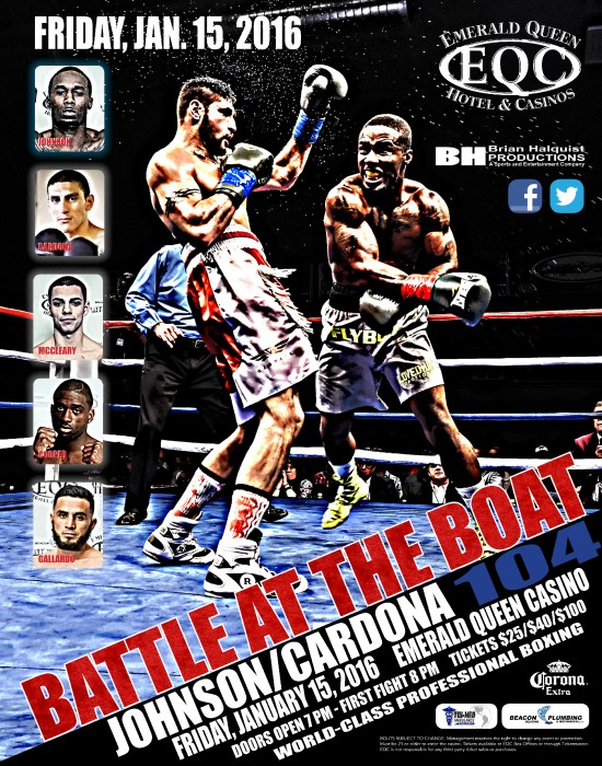 Battle at the Boat 104