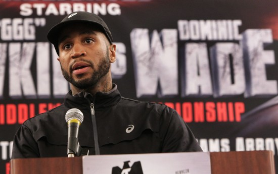 Dominic Wade (photo by Chris Farina/ K2 Promotions)