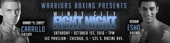 FIGHT NITE UIC
