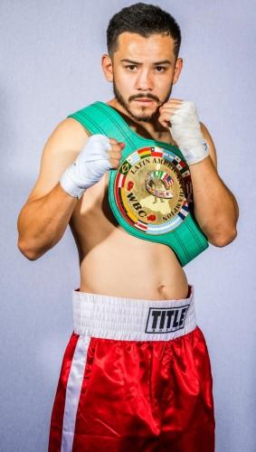 Emmanuel Robles (Photo courtesy of RJJ Boxing Promotions)