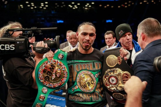 Photo courtesy of Keith 'One Time' Thurman's Facebook page.