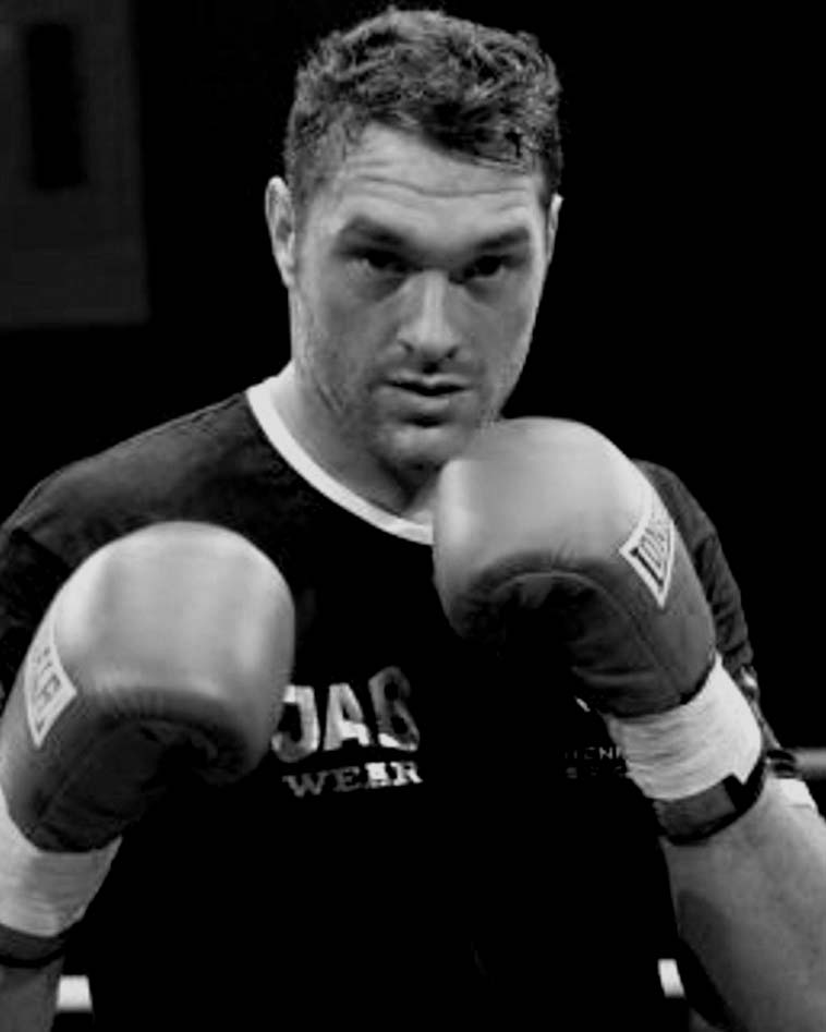 Cyber Boxing Zone -- Tyson Fury
