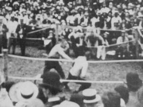 Cyber Boxing Zone -- Article - John L  Sullivan